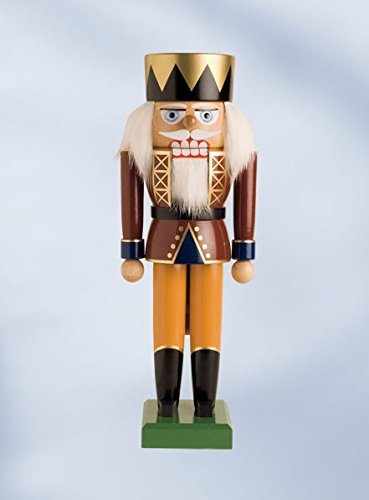 - Woodland Wood King German Nutcracker NCK193X11
