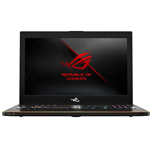 """ASUS ROG Zephyrus M (GM501GS-XS74) 15.6"""" Ultra Slim Gaming Laptop, 144Hz IPS-Type G-SYNC Panel, GTX 1070 8GB, Intel Core i7-8750H (up to 3.9GHz), 256GB PCIe SSD + 1TB FireCuda, 16GB DDR4 2666MHz"""