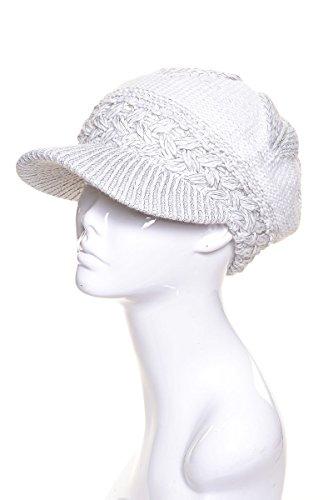Metallic Wool Hat - 6