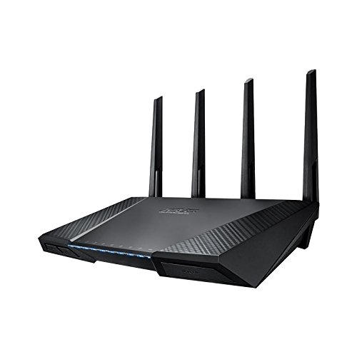 Asus RT-AC87U IEEE 802.11ac Ethernet Wireless Router