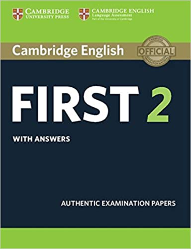 cambridge english first  Cambridge english first. Student's book with answers. Per le Scuole ...