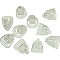 Oticon Minifit Open 6mm Dome Piece (10 Pack)