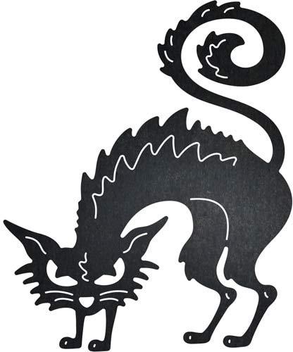 VT BigHome Halloween Animal Metal Cutting Dies Stencils for DIY Scrapbooking Album Paper Card Decorative Craft Embossing Die Cuts