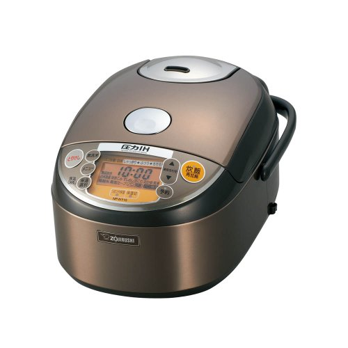 ZOJIRUSHI pressure IH rice cooker NP-NY10-XJ(Japan Import)