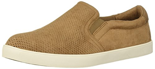 Dr. Scholl's Shoes Women's Madison Sneaker, Toasted Coconut Cool Microfiber, 7 M US