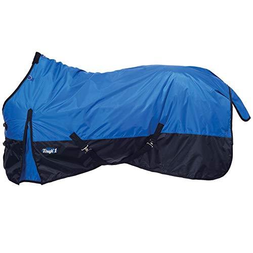 Tough-1 420 Denier Turnout Blanket 150g 78In Blue ()