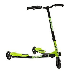 Y Fliker F1 Green