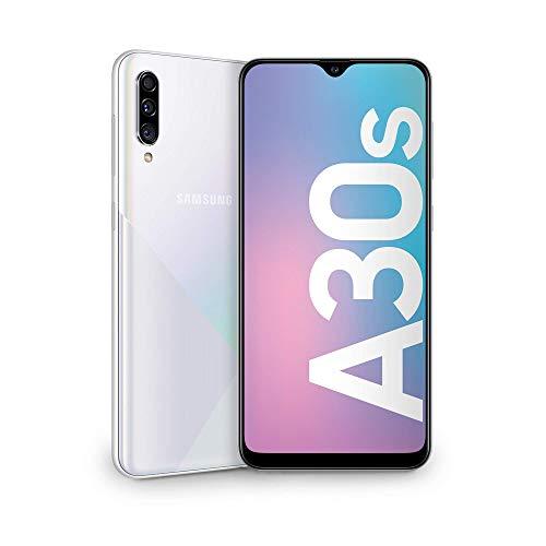 Samsung Galaxy A30s 4 GB RAM / 64 GB Dual Sim, Wit