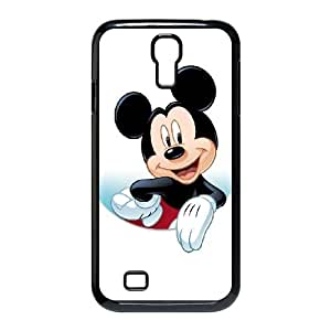 Disney Mickey Mouse Minnie Mouse Samsung Galaxy S4 9500 Cell Phone Case Black 8You315569