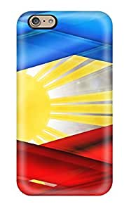 Hot Top Quality Protection Filipinos Colors Case Cover For Iphone 6 9751762K63593571