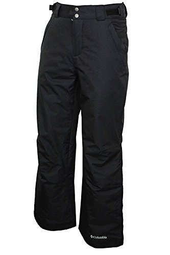 Columbia Snowboarding Pants - Columbia Men's Arctic Trip Omni-Tech Ski Snowboard Pants-Black-Medium