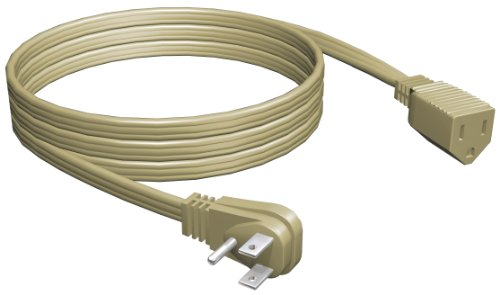 Stanley 31526 Heavy Duty 6-Foot 110V Extension Cord, Beige