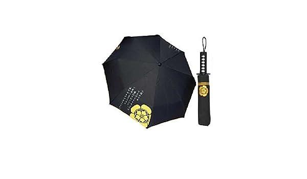 Katana espada tipo plegable paraguas