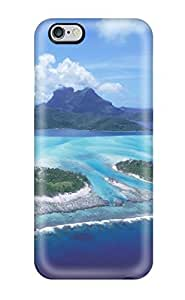 TYH - Diushoujuan 2538675K73309441 New Arrival Cover Case With Nice Design For Iphone 6 4.7- Bora Bora phone case