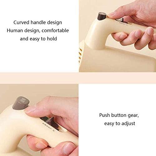 Electric Hand Mixer, Multi-Speed Handheld Mixer, lichtgewicht Electric Hand Mixer RVS Egg Klop