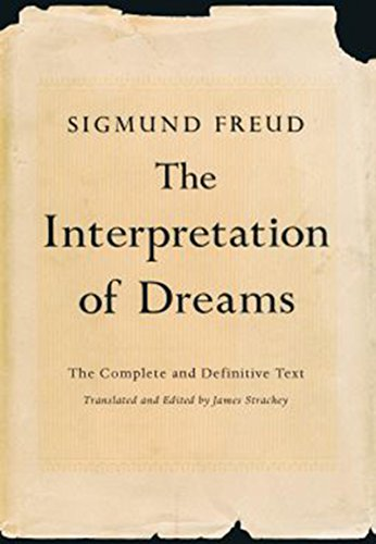 The interpretation of dreams the complete and definitive text the interpretation of dreams the complete and definitive text by freud sigmund fandeluxe Gallery