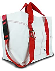 Sailor Bags Tote Bag  with Red Straps