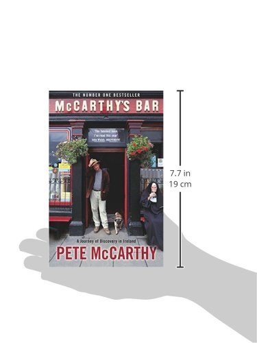 McCarthys Bar: A Journey of Discovery in Ireland A Lir Book: Amazon.es: Pete McCarthy: Libros en idiomas extranjeros