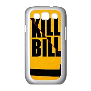 Samsung Galaxy S3 9300 Cell Phone Case White Kill Bill JSK686114