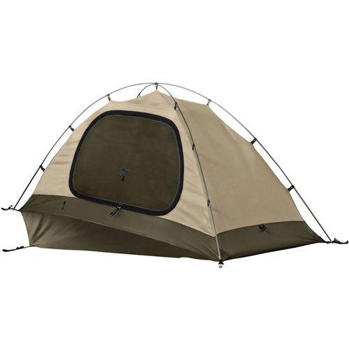 EUREKA Down Range Solo 1 Person Tent Tan Brown One Size