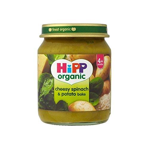 Hipp Organic Cheesy Spinach & Potato Bake 4mth+ (125g)