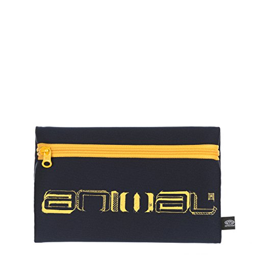Animal Kels Pencil Case - Navy