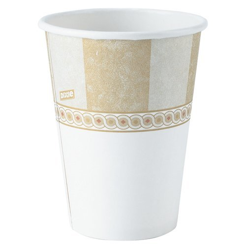 Dixie Cup Coupons - Sage Collection Hot Drink Cups, 8 oz., 1,000 per Carton (DXE2338SAGE)