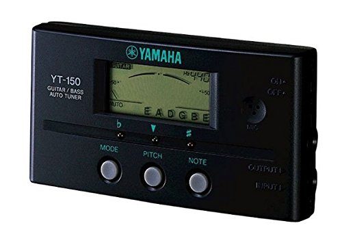 Yamaha YT150 Guitar Bass Tuner