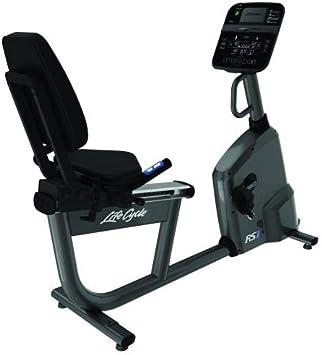 Life Fitness - Bicicleta estática RS1 con Consola Track Connect ...