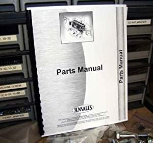 IHC #30 CORN SHELLER..PTS Parts (PTS) Manual