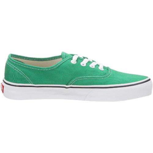 Vans U AUTHENTIC (Primary)JellyB VKUM4NW - Zapatillas de tela unisex Verde (Grün/(Primary)JellyB)