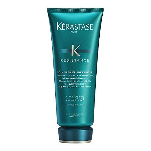 Kerastase Resistance Soin Premier Therapiste Pre Shampoo Treatment, 6.8 Ounce