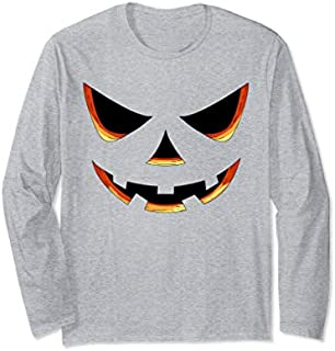 Jack O' Lantern shirt Halloween 2019 Jackolantern Long Sleeve T-shirt   Size S - 5XL