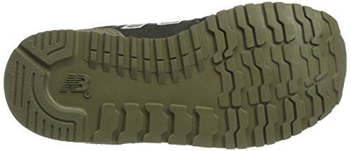 New Balance 373, Entrenadores Unisex Niños Verde (Army Olive/green)