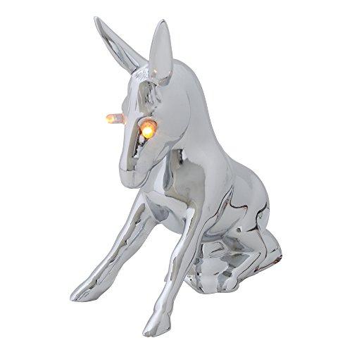 Grand General 48161 Chrome Novelty Donkey Hood Ornament
