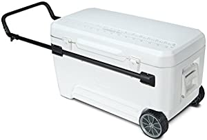 Igloo Glide 110 Qt Wheeled Cool Box Cooler Amazon Co Uk
