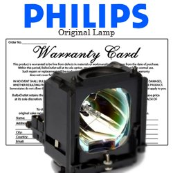 Philips Lighting Samsung HL-S6188W HLS6188W Lamp with Hou...