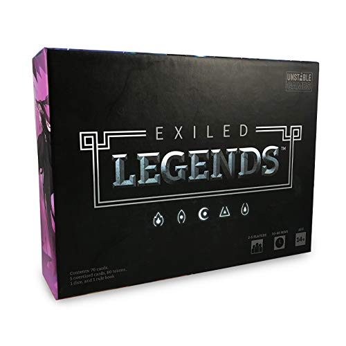 Exiled Legends Base Game