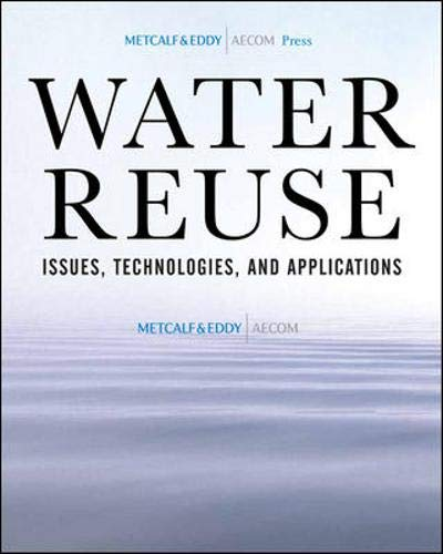 Water Reuse: Issues, Technologies, and Applications