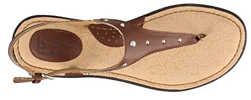 Boc Dames, Candia String Sandaal Tan 8 M