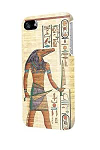 i40976 Egyptian Sobek Glossy Case Cover For Iphone 4/4S by Maris's Diary