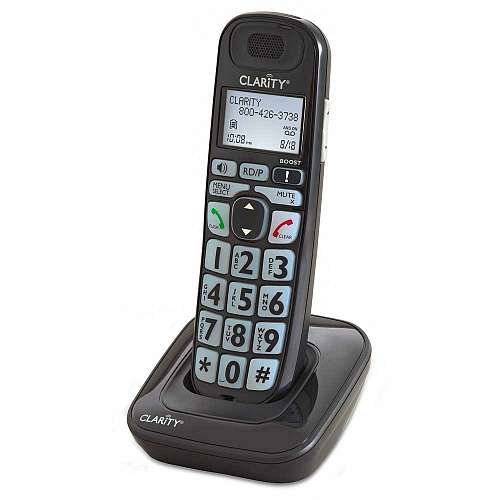 Clarity 52703.000 D703HS Moderate Hearing Loss Digital Cordless Additional Phone Handset