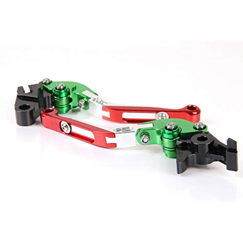 Adjustable Lever for Aprilia RSV4 FACTORY/RSV4-R/RR 09-18 Brake Clutch Folding Extendable Adjust Set CNC Aluminum Motorcycle Accessories Motorbike Levers