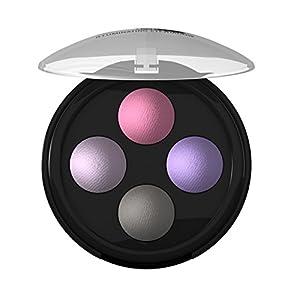 lavera Fard à paupières – Illuminating Eyeshadow – Quattro Lavender Couture 02 – Wet & Dry – Cosmétiques naturels – Make…