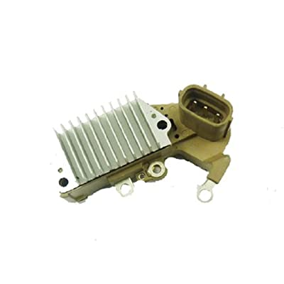 New Alternator Voltage Regulator Brush Holder Fit For Toyota Lexus Geo Prizm