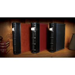 Bellagio-Italia CD/DVD Storage Binder (Black)