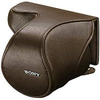 Sony Lens Case Jacket for NEX-5 NEX-5N | LCS-EL50/T Brown