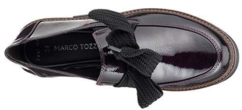 31 Patent Marco Mocassini Tozzi 24722 purple Donna 557 Viola xn0U4