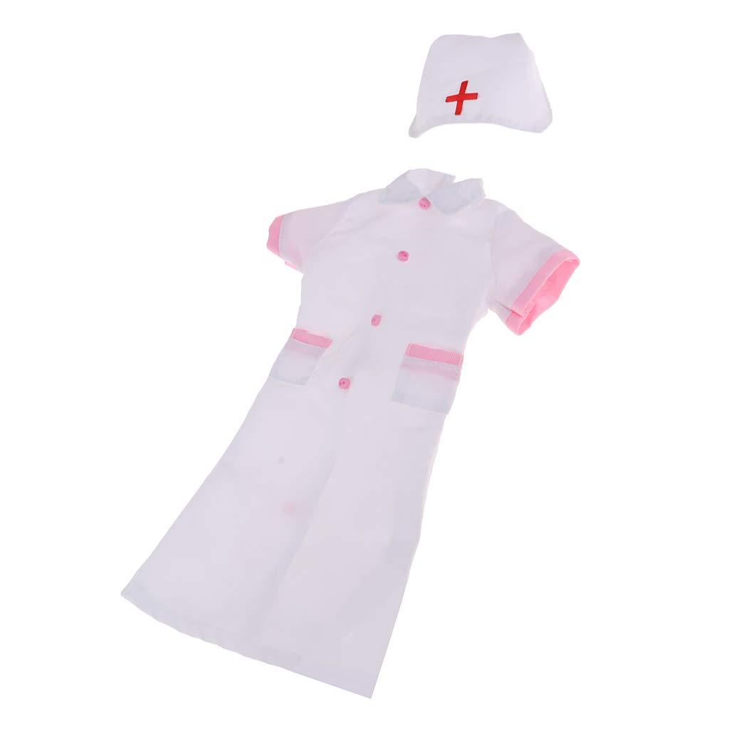 Amazon.es: Baoblaze Kit de Traje de Vestir con Sombrero de ...