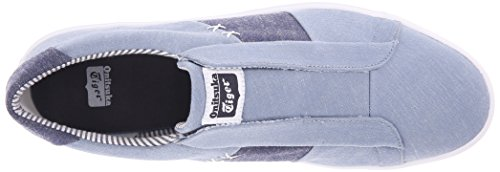 Onitsuka Tigre Appian Mode Sneaker Bleu Clair / Encre Indienne